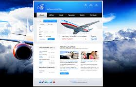 free template for website with login page free website template for airlines company free website template for airlines company website template new screenshots big zoom in
