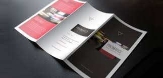 3 fold brochure template psd free 3 fold phlet template pauls ideas