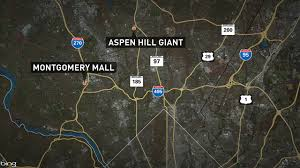 montgomery mall map killed in shooting outside maryland grocery store wusa9 com