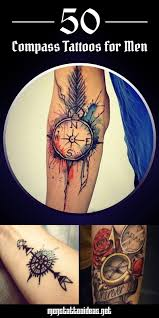 compass tattoos for men ideas and designs for guys