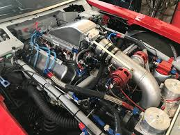 1985 maserati biturbo engine supercharged 6 2 l lsa v8 in a 1969 camaro engines pinterest