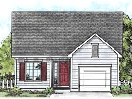 starter home plans becks mill narrow lot ranch home plan 026d 1667 house plans and more
