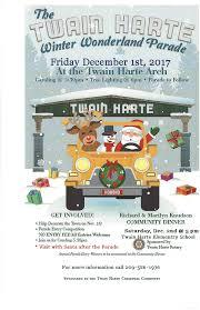 winter parade friday december 1st