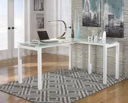 Ashley Furniture Hutch Furniture Simplicity In Design Makes Desk Suitable In Any Room