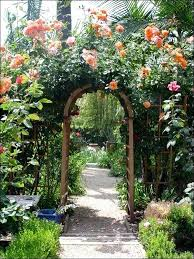 wedding arch kmart garden arch with gate wooden a flushed archway invites