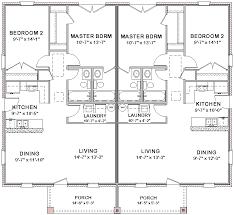 2 bed 2 bath floor plans 2 bedroom 2 bath cottage plans duplex house plans floor plan