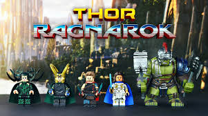 lego marvel thor ragnarok minifigures so this is my fi flickr
