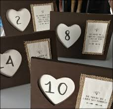 table numbers with pictures wedding diy picture frame burlap table numbers weddinglovely blog