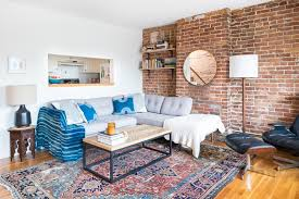 Exposed Brick Apartments Cozy Boston Apartment With Exposed Bricks Daily Dream Decor