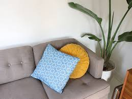 Rent A Center Sofa Beds by Diy Home Décor The Cutest Easiest No Sew Accent Pillows Rent A