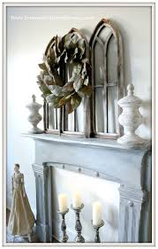 from my front porch to yours vintage fireplace mantel makeover