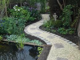 natural pond design plus statue outdoor decoration feat cute stone