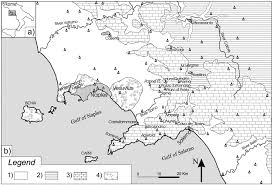 Space Debris Map Further Hydrological Analyses On Landslide Initiation In The Sarno