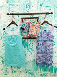 Swell Lilly Pulitzer Lilly Pulitzer Spring 2017 Collection