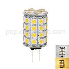 ac dc 12v g4 led 1 5w 300 320lm 7000k led light bulb leds with pcb