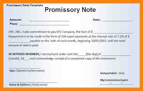3 promissory note templates free daily log sheet