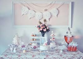 Vintage Bridal Shower Girls U0026 Pearls U0027 Bridal Shower Modern Wedding