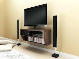 shelves how to decorate around a tv contemporary shelf tv wall