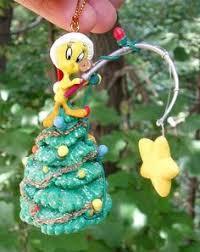 lenox looney tunes tweety bird w ornament