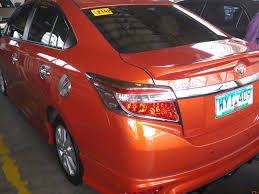100 toyota vios 2013 manual fitt led daytime running light