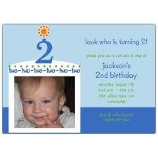 boys 2nd birthday invitation wording