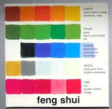 feng shui color chart feng shui colors for bedroom walls front door color chart feng