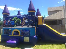 bounce house rentals houston moonwalk and bounce house rentals the woodlands rent water