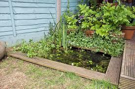 garden pond kits home outdoor decoration