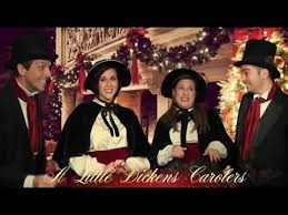 christmas carolers hire a dickens christmas carolers in los angeles california