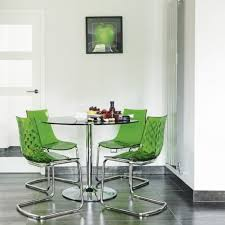 lime green dining room chairs green color dining room green dining