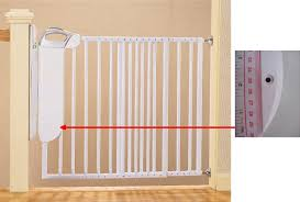 Baby Gate For Top Of Stairs With Banister Top Of The Stairs Gate Smart Baby Gates For Stairs The Baby Gates