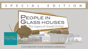 people in glass houses the legacy of joseph eichler special
