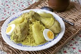 cuisine alg駻ienne traditionnelle constantinoise douida ou dwida vermicelles au poulet les joyaux de sherazade