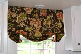 Making A Window Valance Beautiful And Unique Diy Window Valance Designs