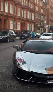 Lamborghini Aventador Chrome - best 25 lamborghini aventador wallpaper ideas on pinterest