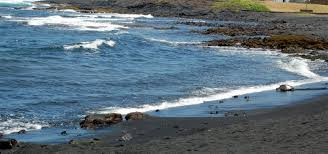Black Sand Beaches Maui by Punaluu Black Sand Beach Big Island Of Hawaii