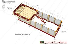 chicken coop building plans pdf with chicken house plans free
