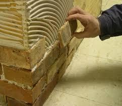 mother of pearl tile kitchen backsplash mop012 natural brick sea