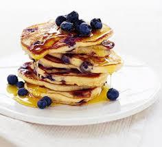 cuisine pancake blueberry pancakes recipe food