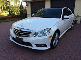 2011 mercedes for sale sold 2011 mercedes e550 amg sport sedan for sale by
