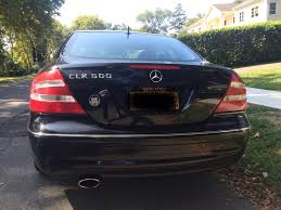 fs ft 2003 mercedes clk500 coupe blk blk 105k in nyc mbworld