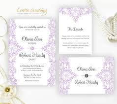Wedding Invitation Packages Lace Wedding Invitations Lemonwedding