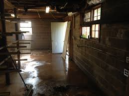 a few signs you may have a foundation water problem crawl space
