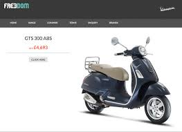 create your own piaggio pcp quote news scooterlab