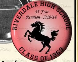 50th high school reunion souvenirs 2 25 custom class reunion photo button high school