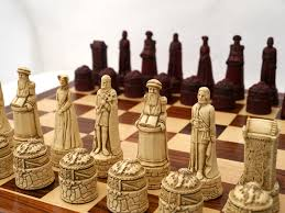 scottish chess pieces by berkeley cardinal red u2013 chess house