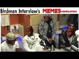 Birdman Meme - memes birdman breakfast club interview 2 charlamagne birdman