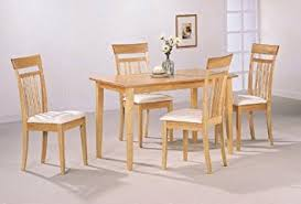 Maple Dining Room Table And Chairs Ciov - Maple dining room tables
