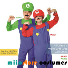 Waluigi Halloween Costume Super Mario Series Archives Miiostore Costumes Affordable