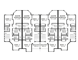 multifamily house plans multi family apartment floor plans apeo